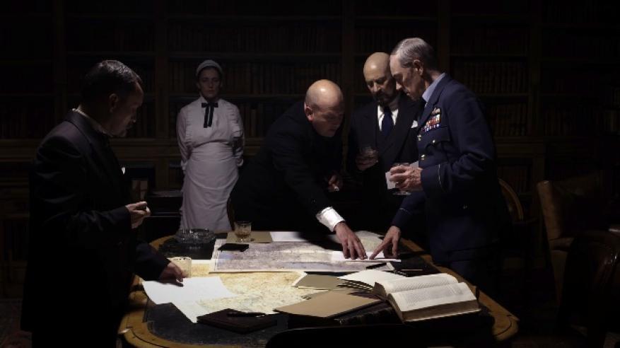 وعد بلفور.. فيلم يؤكد أهمية الوثيقة التاريخية (1)