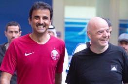 شقيق أمير قطر: مونديال العرب في دوحة العرب