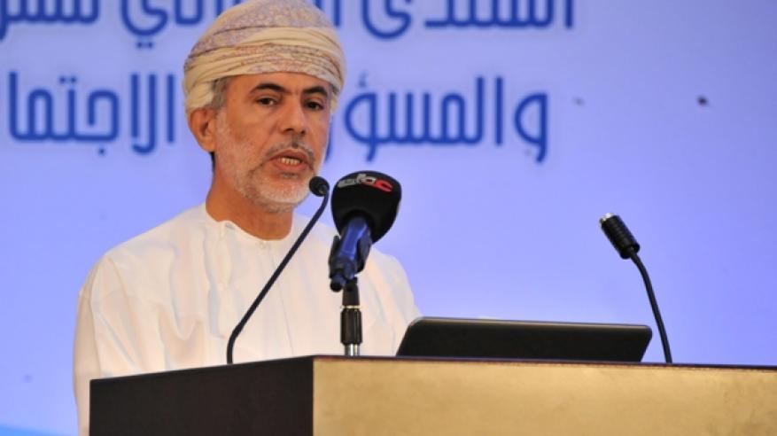 السالمي: مركز عمان للحوكمة والاستدامة يعكف على صياغة مسودة لإطار وطني للمسؤولية الاجتماعية