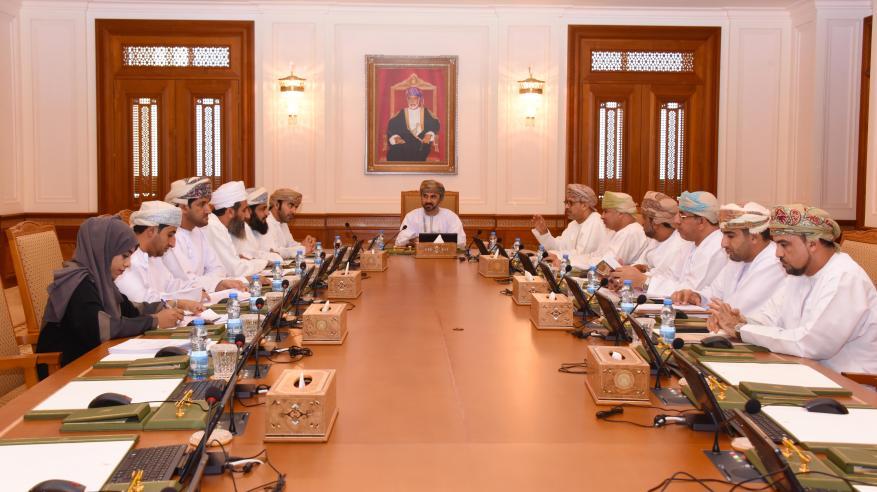"""""""مكتب الشورى"""" يناقش عددًا من الأسئلة البرلمانية والتقارير وطلبات الإحاطة"""
