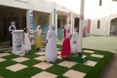 مدارس الوسطى تحتفل بذكرى المولد النبوي الشريف