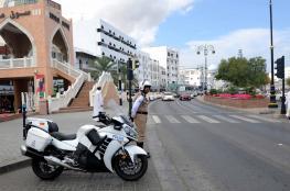 """""""شرطة المرور"""" تواصل حماية مستخدمي الطريق من الأخطار المرورية"""