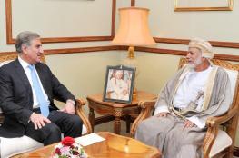 السلطنة وباكستان تؤكدان المضي قدما في تعزيز العلاقات التاريخية