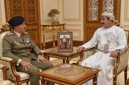 النعماني يناقش التعاون مع رئيس أركان الجيش الإيطالي