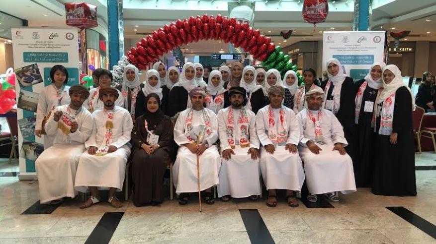 """معهد عمان للتمريض ينظم فعالية """"سلامة الطفل نحو مستقبل صحي"""""""