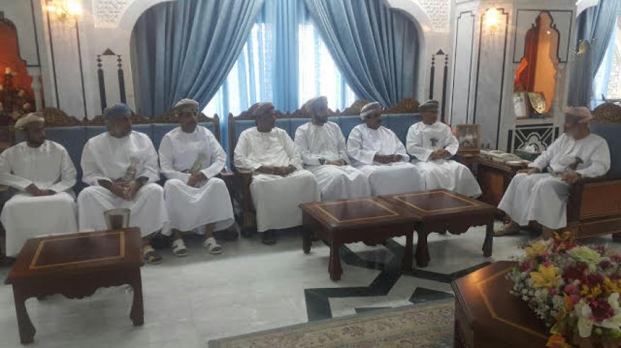 البوسعيدي يشيد بإنجازات أندية محافظة ظفار خلال الموسم الرياضي