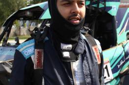 عبدالله الزبير يشارك في رالي قطر الصحراوي