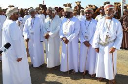 انطلاق فعاليات مهرجان النعيمي السنوي بميدان سيح الطيبات بصحم