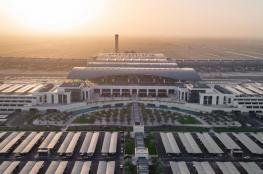 """تنويه من """"مطارات عمان"""" بخصوص الرحلات أثناء الافتتاح الرسمي لمطار مسقط الدولي"""