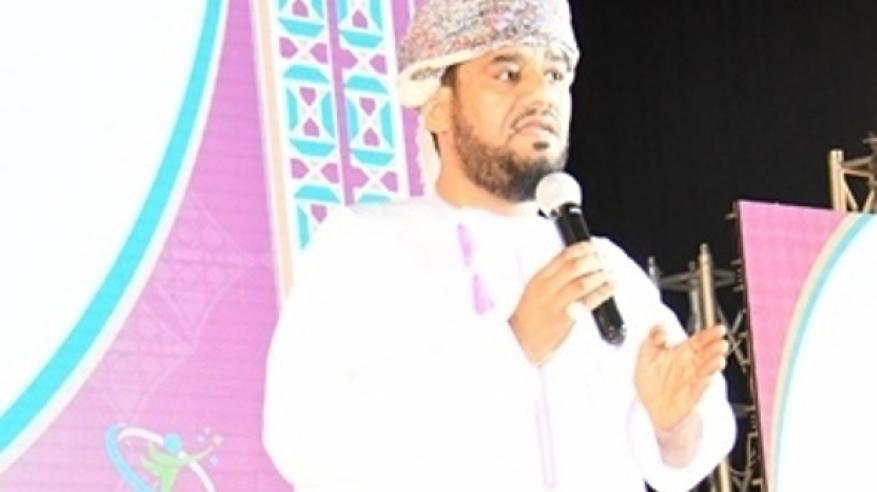 محاضرة عبدالله الشحري