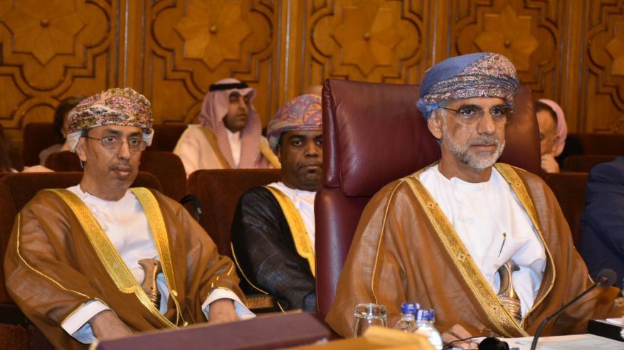 العيسائي يترأس وفد السلطنة في أعمال الدورة 148 لمجلس وزراء الخارجية العرب