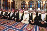 السلطنة تحتفل بأول أيام عيد الأضحى.. والسيد فهد يؤدي صلاة العيد بمسجد الخور