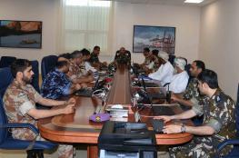 """انطلاق تمرين """"الأمن البحري 2019"""" لتعزيز جهود مكافحة التهديدات"""