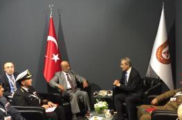 """الأمين العام بـ""""الدفاع"""" يشارك في افتتاح معرض """"أوراسيا"""" بتركيا"""