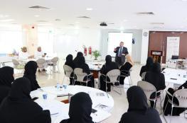 """جامعة صحار تنظم """"أسبوع تطوير الموظفين"""" السنوي"""