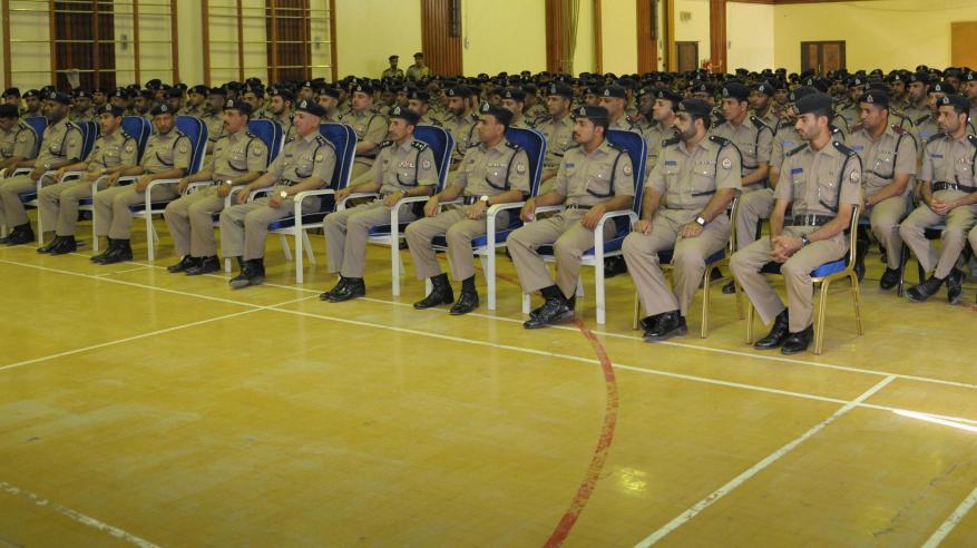 أكاديمية الشرطة تنظم دورة تأهيل المهارات للرتب الأخرى