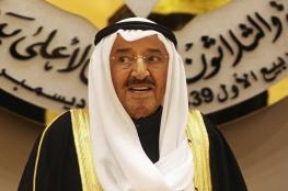 تعليق أمير الكويت على الأحداث الأخيرة في الخليج