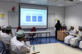 تبادل للخبرات والمعارف بين طلاب الدراسات العليا بجامعة السلطان قابوس