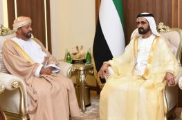 تحيّات جلالة السلطان إلى رئيس الإمارات ينقلها بدر بن سعود