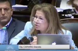 بالفيديو...عضو البرلمان الأرجنتيني يحرك الأشياء عن بعد أثناء الجلسة