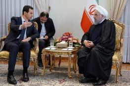 صحیفة إيرانية تكشف سر زيارة الأسد إلى طهران