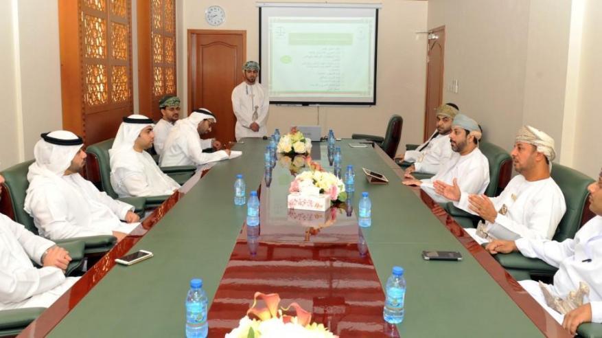 وفد النيابة العامة الإماراتية يتعرّف على التقنيات الحديثة في الادعاء العام