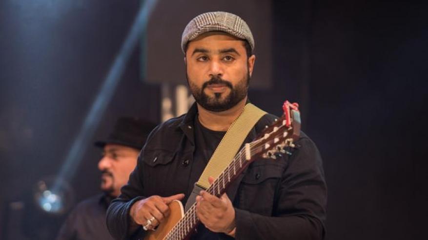 مؤسس و رئيس فرقة لوجينا العمانية موسى عبدالرحمن البلوشي