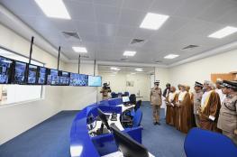شرطة عمان السلطانية تحتفل بافتتاح المبنى الجديد لمركز طاقة