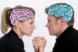 دراسة حديثة تؤكد : الرجال أذكى من النساء