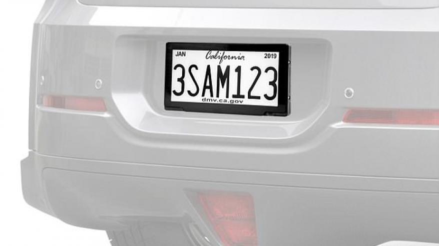 لوحات ذكية تساعد في تتبع السيارات المسروقة3