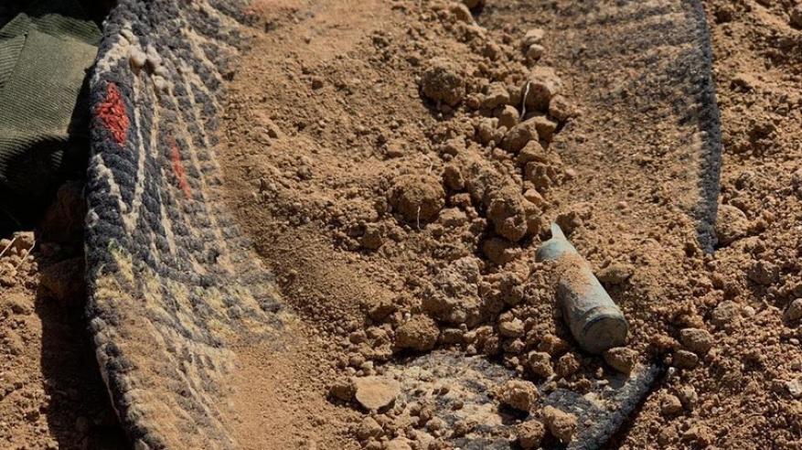 بالفيديو .. الكشف عن مقبرة جماعية لأكراد قتلوا في عهد صدام حسين