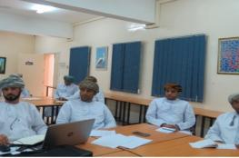 حلقة عمل تدريبية للمتأهلين لجائزة الإجادة التربوية في الظاهرة