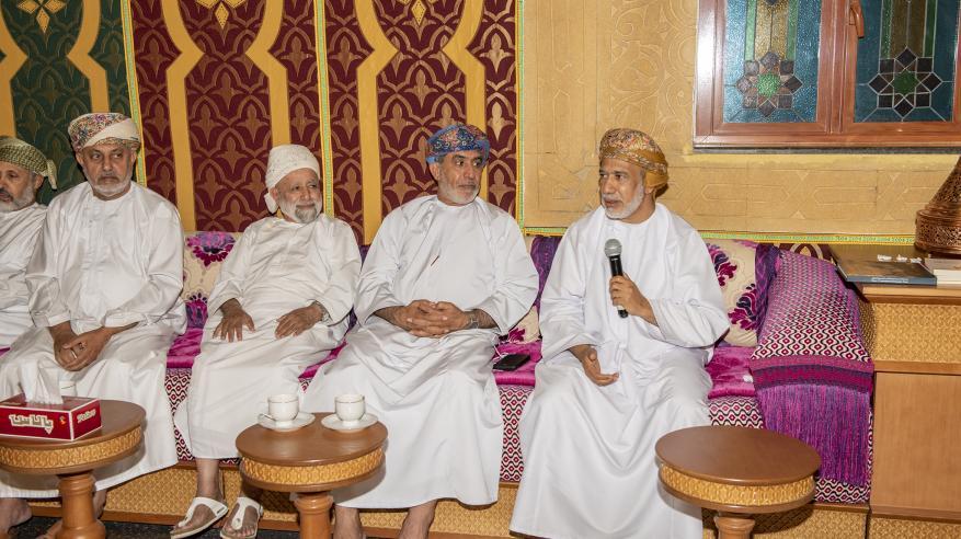 بيت الغشام يكرم أمينة عبدالرسول وخالد الكندي