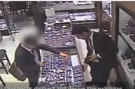 فك لغز أخطر عملية سرقة في دبي