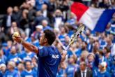 فرنسا تواجه بلجيكا في نهائي كأس ديفيز للتنس