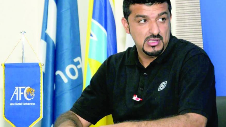 البلوشي يتلقى دعوة للتكريم من الاتحاد الماليزي لكرة القدم