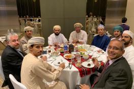 """حفل إفطار لموظفي وعملاء """"الغالبي العالمية"""""""