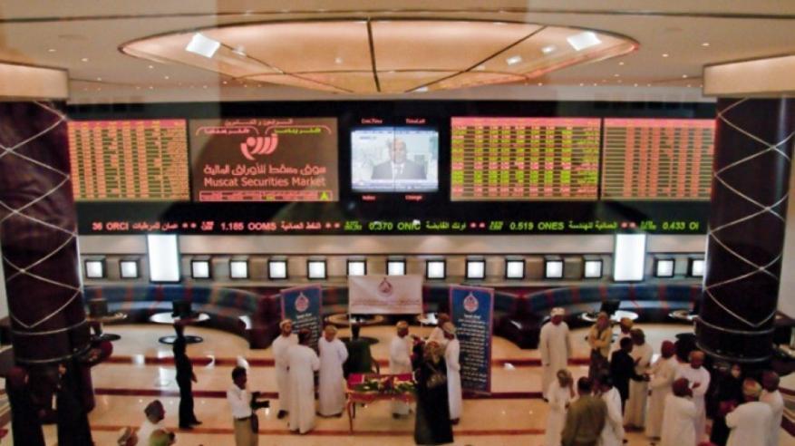 سوق مسقط يفقد 11.8% خلال 2017 و66 مليون ريال زيادة في القيمة السوقية