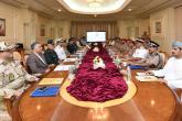 اختتام اجتماعات  لجنة الصداقة العسكرية العمانية الإيرانية المشتركة