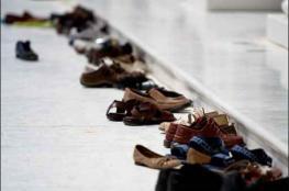 """تعرف على عقوبة آسيوي سرق """"نعل"""" من أمام مسجد"""