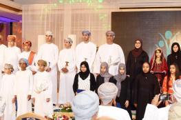 الحراصي يكرم الفائزين في مسابقة الأندية للإبداع الشبابي