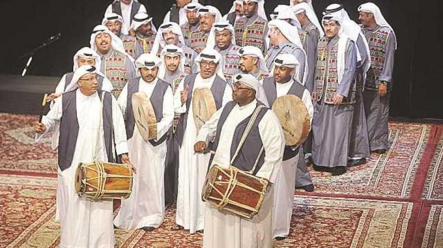 فرقة التليفزيون الكويتي.. مسيرة ممتدة من الفنون الشعبية المميزة ولوحات فنية تربط الماضي بالحاضر