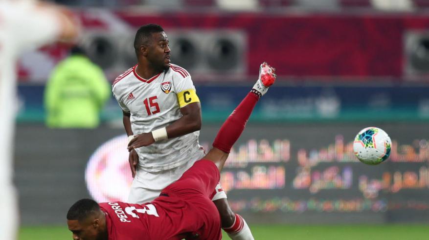 قطر تجدد فوزها على الإمارت برباعية وتتأهل بصحبة العراق