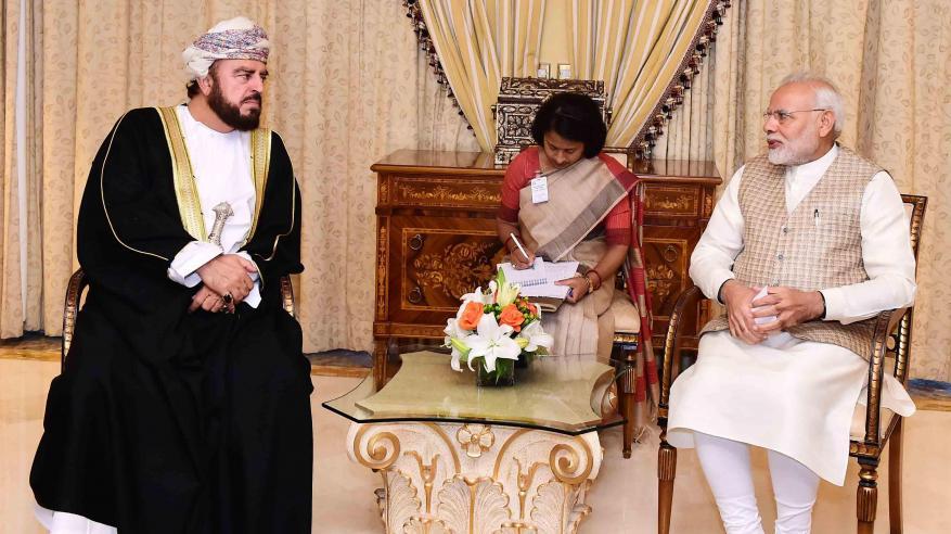السيد أسعد يناقش مع رئيس وزراء الهند آفاق التعاون.. ومودي يؤكد اعتزازه بالزيارة البناءة