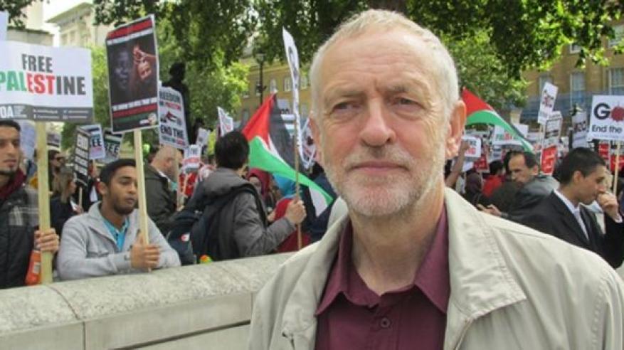 رئيس حزب العمال البريطاني يرد بقوة : نتنياهو كاذب ويجب إدانة قتل الفلسطينيين