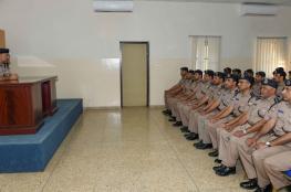 أكاديمية السلطان قابوس لعلوم الشرطة تنفذ دورة وكلاء القوة