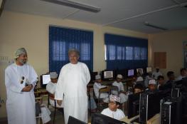 """400 طالب وطالبة في مراكز البرنامج الصيفي بـ""""تعليمية مسقط"""""""