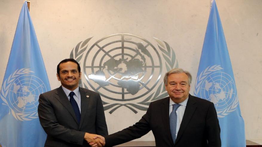 قطر تهدد باللجوء لمجلس الأمن