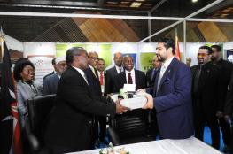 مذكرة تفاهم بين غرفتي السلطنة وكينيا على هامش معرض المنتجات العمانية بنيروبي