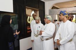 انطلاق الملتقى التقني التاسع بجامعة السلطان قابوس